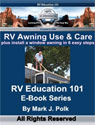 RV Awning Use and Care