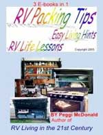 RV Packing Tips and RV Life Lessons